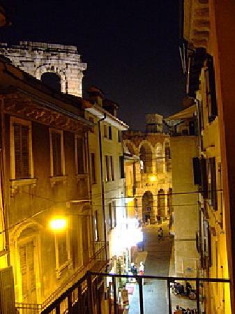 La Finestra sull'Arena: View of the Arena
