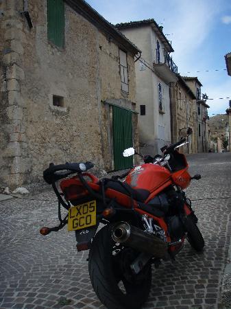 Abruzzo Segreto Navelli: Bike friendly