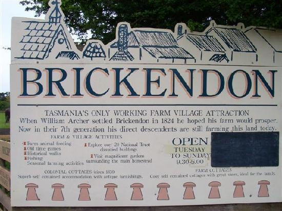 Brickendon Estate