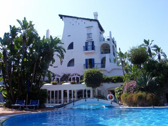 Il Moresco Hotel: La magia del Moresco