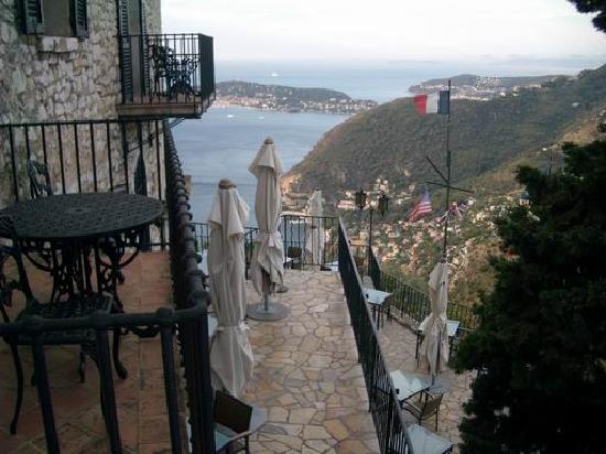 Chateau Eza : Cote d'Azur View