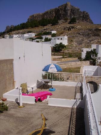 Tota Studios and Apartment: Terrace room 4 Tota
