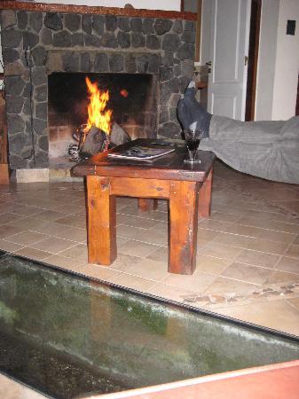 Ibai ko Mendi: Living room