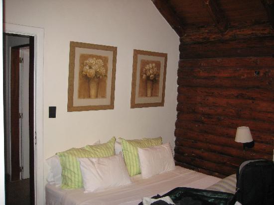 Ibai ko Mendi: Bedroom