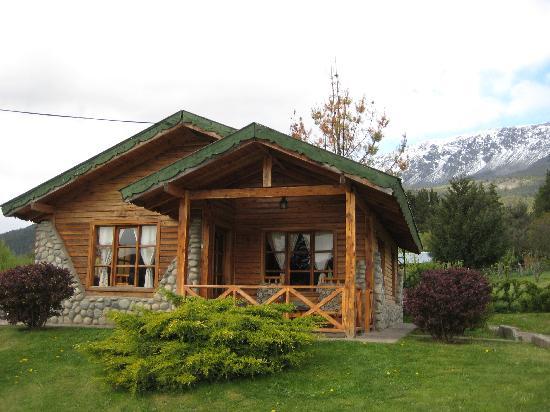 Caba a picture of cabanas la montana el bolson - Apartamentos de montana ...