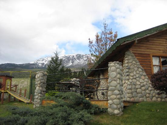 Cabanas La Montana: AREA