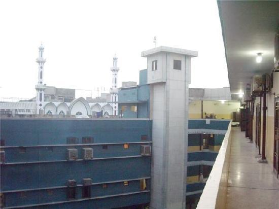 Parkway Hotel : Balcony