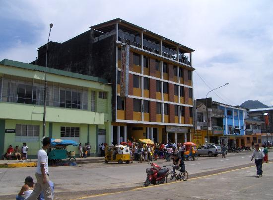 Tingo Maria National Park, Perù: L'hotel