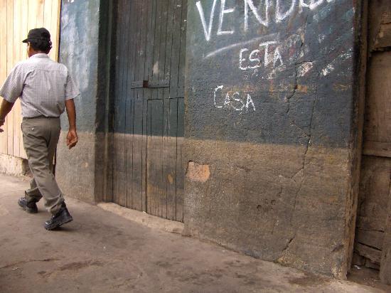 Hostal El Colibri: Dove arriva il Rio