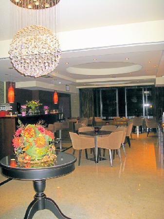 Flisvos Hotel: Lobby