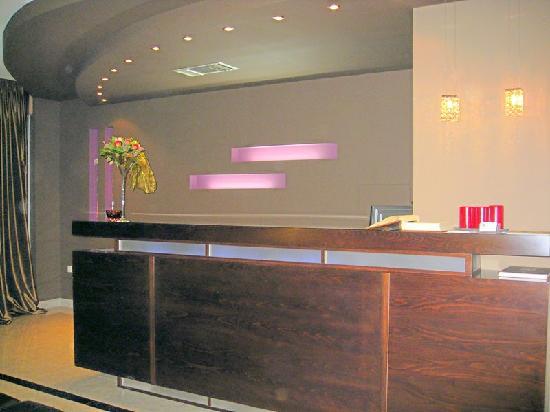 Flisvos Hotel Nafpaktos: Reseption