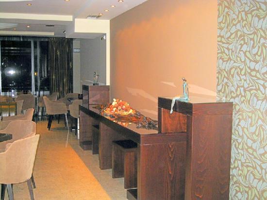 Flisvos Hotel Nafpaktos: Lobby