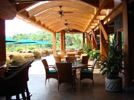 The Springs Resort and Spa: One of the restaurants at The Springs Resort & Spa