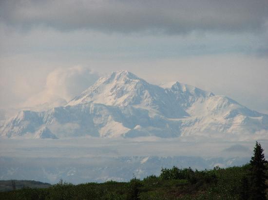 Caribou Lodge Alaska: Mount McKinley