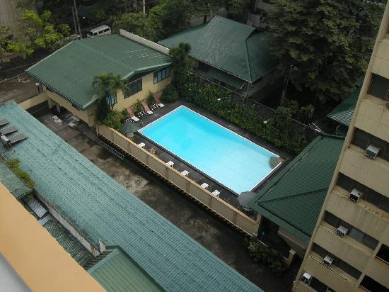 Tropicana Suites Swimming Pool