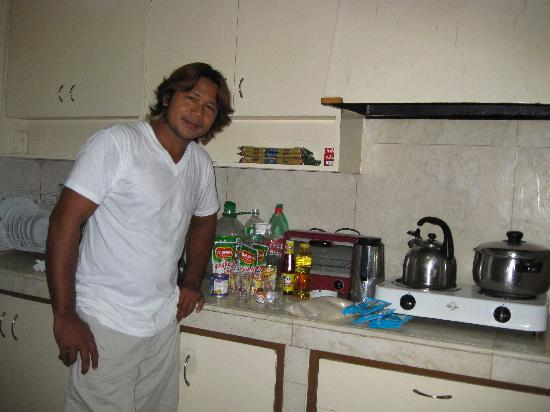 Tropicana Suites : My friend cooked better meals than restaurant