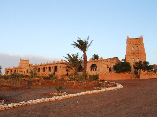 Tan-Tan, Marruecos: Ksar de Tafnidilt