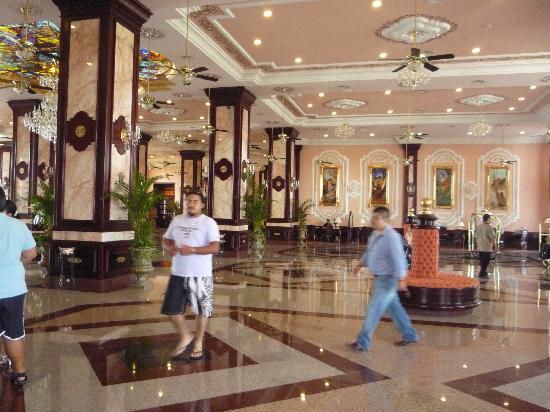 Hotel Riu Palace Pacifico: lobby