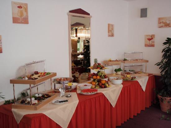 Novostar Hotel Goettingen: Frühstück vom Feinsten