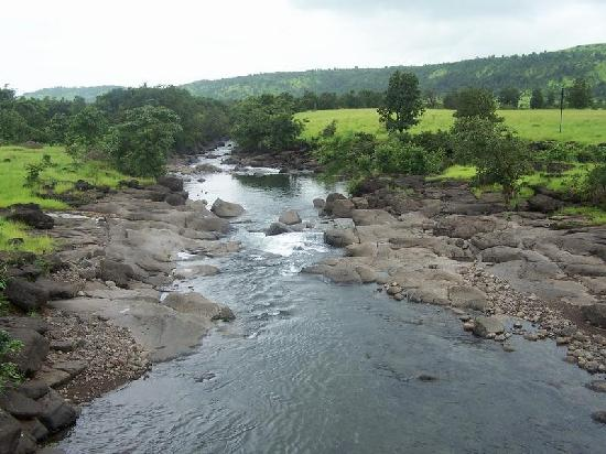 Igatpuri, Indien: Waterfall Stream