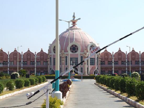 Puttaparthi - Hospital