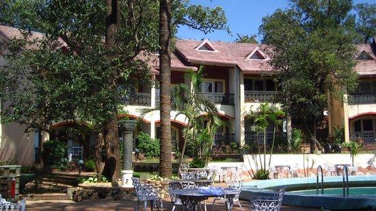 Anandritz: Anand Ritz Poolside Villas