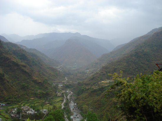 Mussoorie, Indie: natural beauty