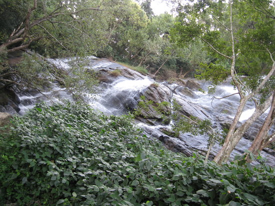 Yercaud, India: Beautiful falls