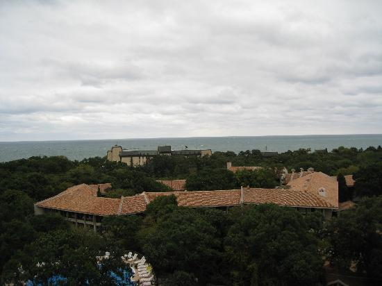 Hotel Elena: View