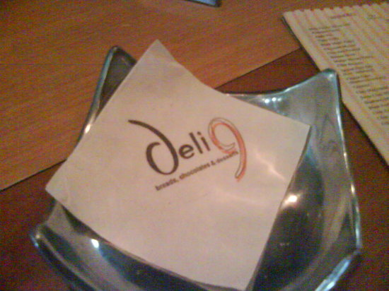 Deli 9: Soveneir of some sweet moments..