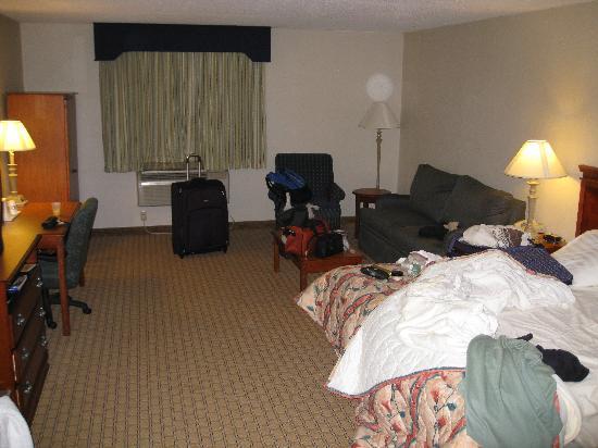 วอร์วิก, โรดไอแลนด์: Room
