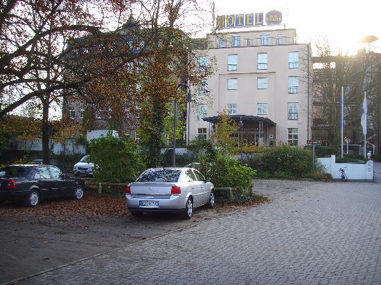 Best Western Premier Hotel Villa Stokkum: ingresso