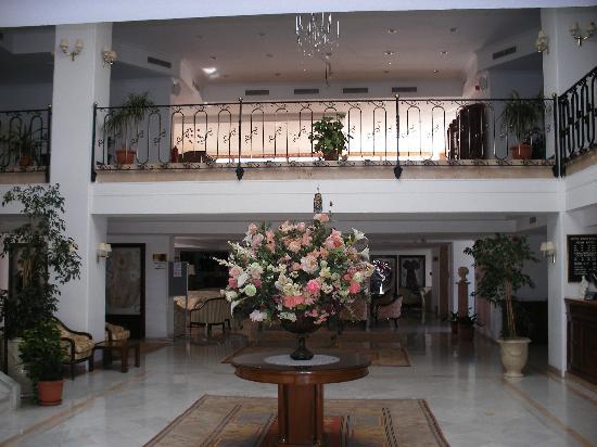 Hotel Karia Princess: Hotel Foyer