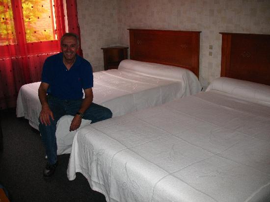 Carsac-Aillac, Frankrijk: Habitación del hotel