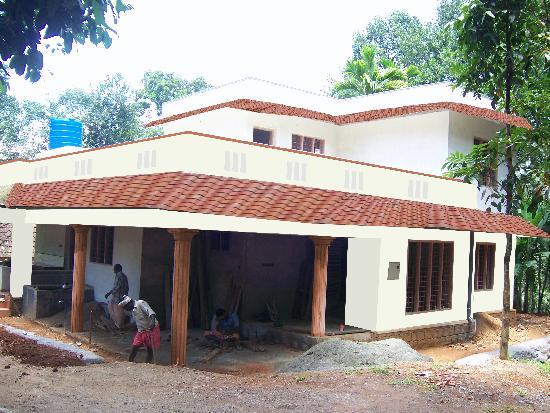 Kerala, India: Ente Puthiya Veedu