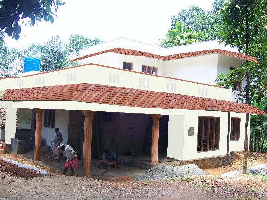 Ente puthiya veedu picture of kerala india tripadvisor for 10 lakh home designs