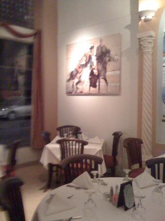 Azeen's Afghani Restaurant: Inside Azeen's
