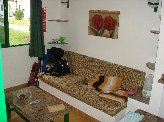 Bungalows Club Maspalomas: Lounge