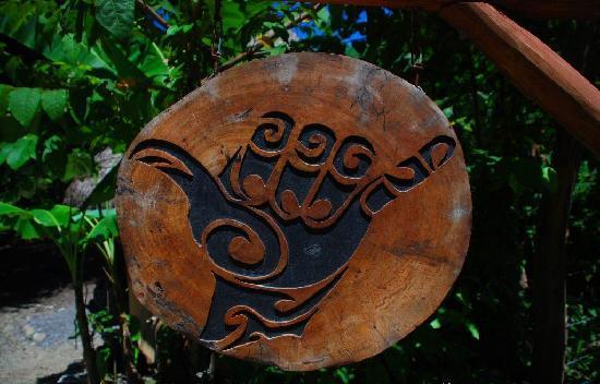 Shaka Beach Retreat: Shaka sign
