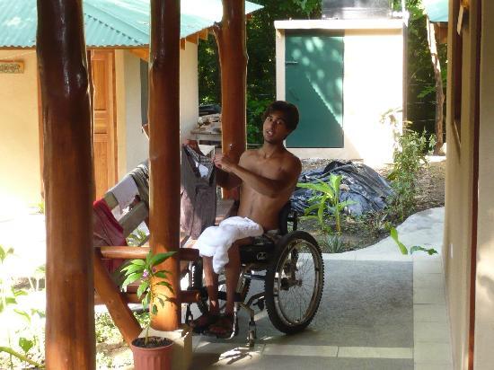 Shaka Beach Retreat: BJ