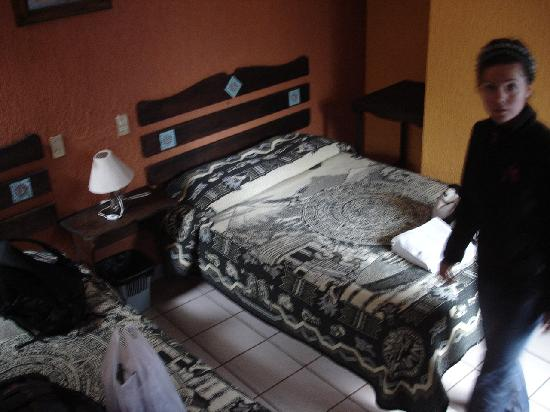 Hotel Posada Tepeyac: room 110