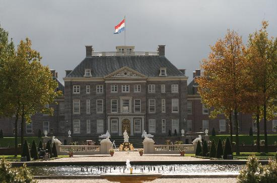 Apeldoorn, Ολλανδία: Het Loo palace