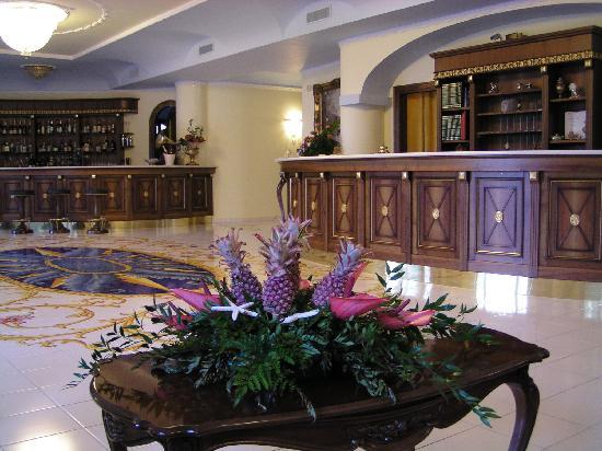 Grand Hotel Le Zagare: Reception