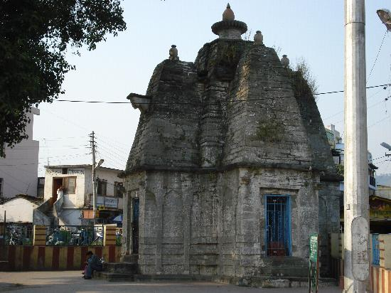 Almora, India: Nanda Devi Temple