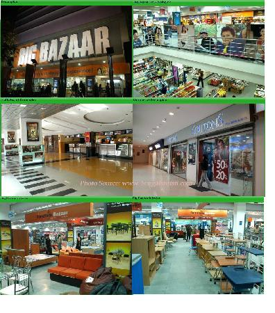 Durgapur, India: Big Bazaar at a glance