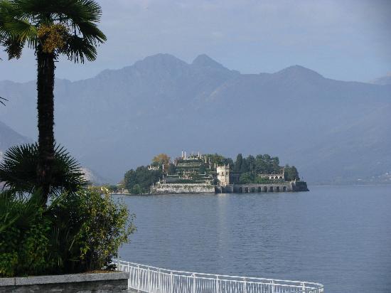 Maggiore Gölü, İtalya: Isola Bella, Lago Maggiore