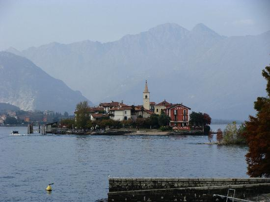 Maggiore Gölü, İtalya: Isola Pescatori, Lago Maggiore