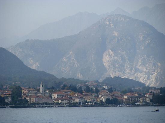 Maggiore Gölü, İtalya: Lago Maggiore