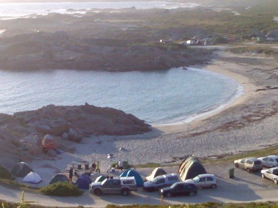 Paternoster, South Africa: the beautiful bay