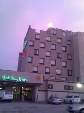 Holiday Inn Boston-Dedham Hotel & Conference Center: Hotel Front Look